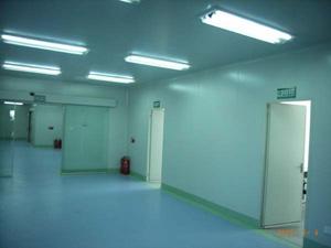 纳米抗菌无尘环氧墙面工程